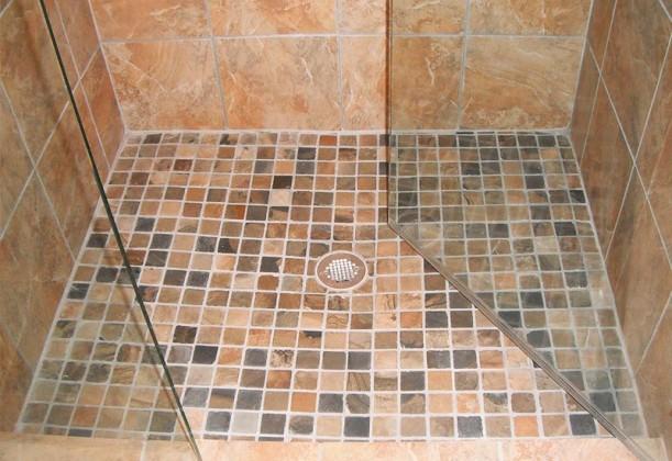 Americer Ceramic Floor TileIVORY BEIGE Travertine Tile QDIsurfaces - Americer ceramic floor tile